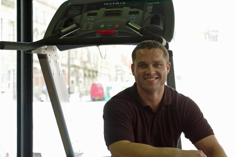 Pic of Phil Lamb @ Effective Personal Training - Prices Page