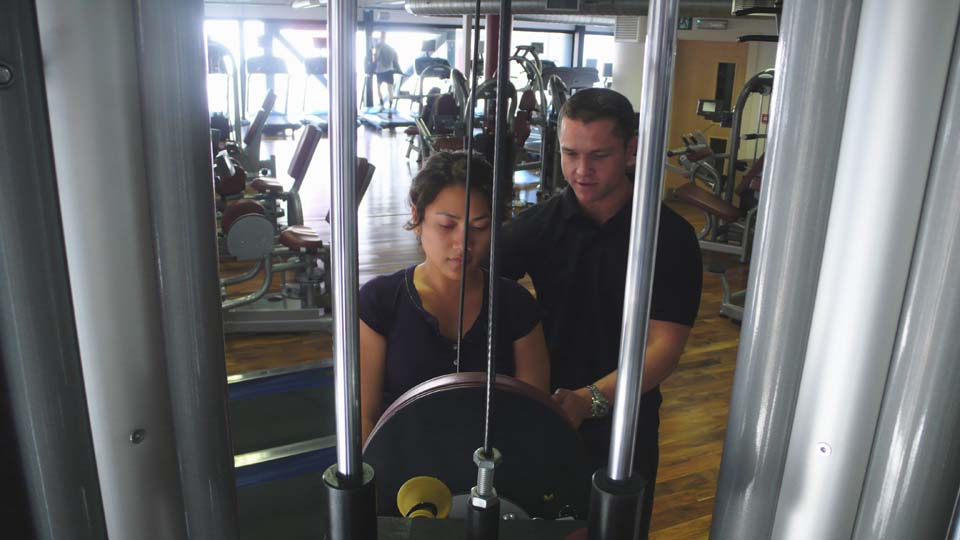 Women training - Personal Training Teesside and Durham