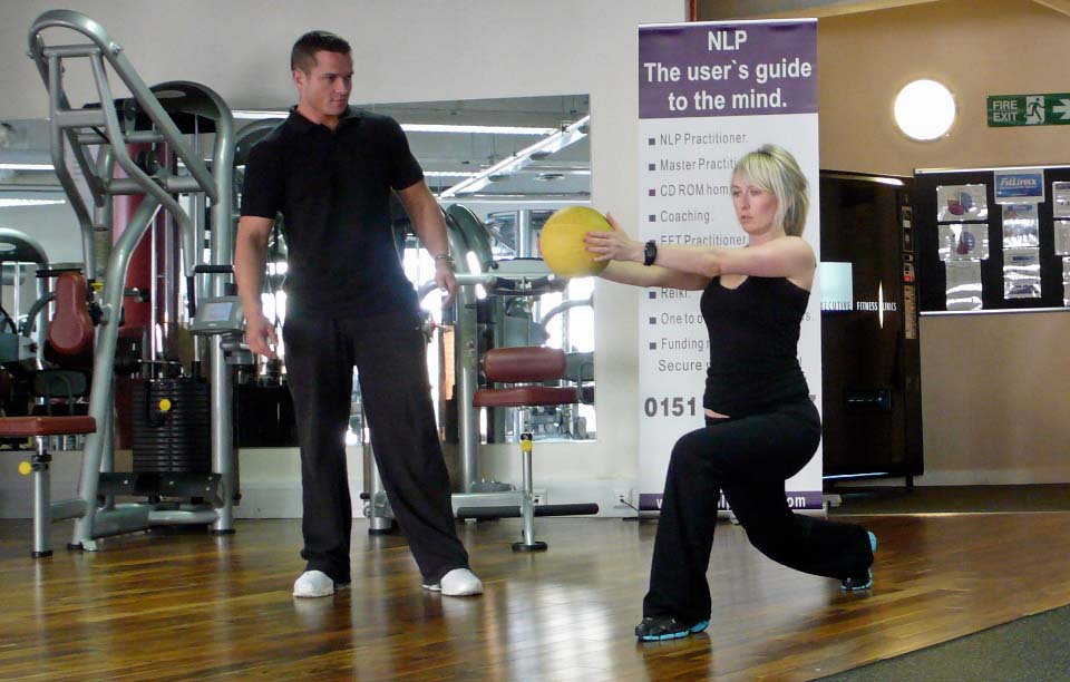 Women training - Personal trainers Middlesbrough and Durham